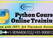 Learn python online course - sk trainings