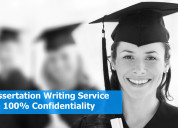 Get assistance with dissertation writing help from