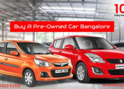 Used maruti cars in bangalore and second hand cars