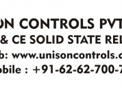 Unison controls - ssr manufacturer & supplier