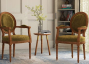 Choose  ideal wooden chairs online at woodenstreet