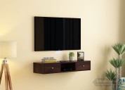Explore new tv panel design at wooden street