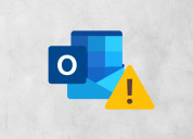Outlook error !  and ways to fix them