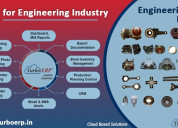 Erp for engineering industry