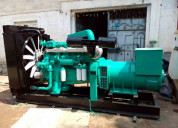 Used 10 diesel marine generators sale in bhavnagar