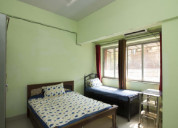1 bk sharing rooms for men in powai, mumbai