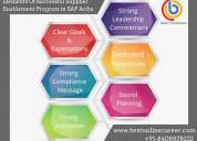Sap ariba online training course | learn sap ar