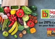 Bigbasket coupons, deals & offers
