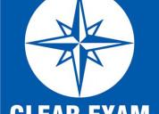 Clear exam-medical iit jee, neet