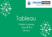 Tableau online training   online it guru