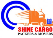 Packers movers services in delhi by shine cargo pa