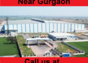 Industrial plots near delhi