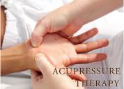 Certificate courses in acupressure