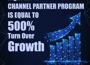 Right hit of channel partner program is equal to 5