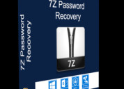 7 zip file password recovery software