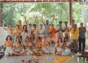 Yoga school in rishikesh india