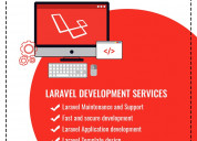 Outstanding laravel development services in india