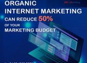 How organic internet marketing can reduce 50% of y