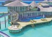 Complete holiday destination maldive