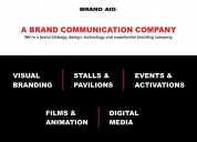 Content marketing firm-brand aid