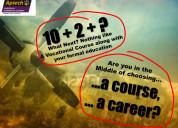 Ground staff or airport management training