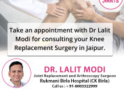 Risk free knee replacement surgery by dr. lalit mo