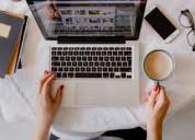 Vacancies in digital marketing work.