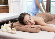 Body to body massage with happy ending in gurgaon