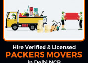 Movers and packers services noida