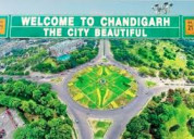 Available for best  tour packages for chandigarh.
