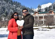 Best honeymoon offer on manali
