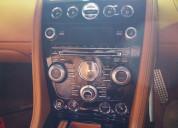 Aston martin dbs 2011 ac climate radio panel