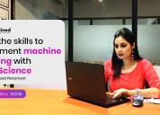 Best data science training in noida