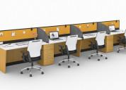 Afc panel based workstations manufacturing industr