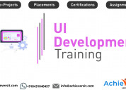 Best ui development trainning institute in bangalo
