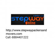 Stepway packers and movers bangalore