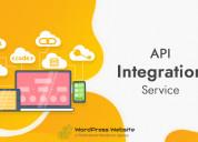 Wordpress api integration services faridabad | wor