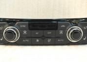 Audi a8 (d4) 3.0 tfsi quattro ac control panel