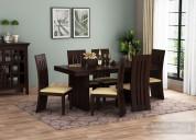 Get dining table designs online at best price