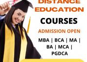 Mca distance education in chandigarh