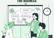 Why use a consultant for business?