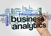 Data & business analytics certification in noida,