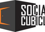 Best linkedin marketing services | social cubicle