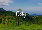 Get an amazing offer on ooty trips in summer days