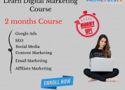 Digital marketing training course - achieversit