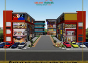 Commercial na land tp1a1 at industrialzone,dholera