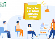 Ace your b-schools interview with these hacks