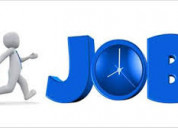 Hiring for business promoter.