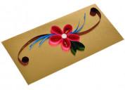 Best design pack of 60 envelope money cover golden