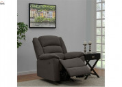 Solid recliners sofa online available at wooden st